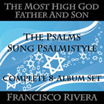 The Psalms Sung Psalmistyle Psalms 1-150, The Complete Set of 8 CDs
